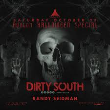 halloween special dirty south extended set tickets 10 28 17