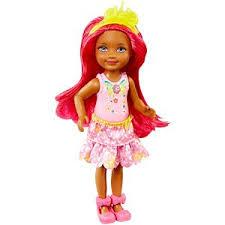 pink cute princess doll barbie