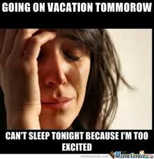 On Vacation Meme - going on vacation problems by kittylove5 meme center