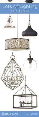 Cheap Bedroom Lighting Loft Pendant L Retro American Industrial Black Iron Rectangular