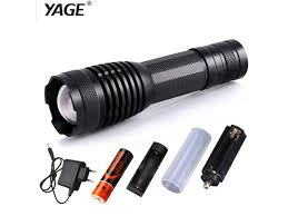 Torch Light Flashlight Yage Yg 339c Xp E 2000lm Aluminum Waterproof Zoom Cree Led