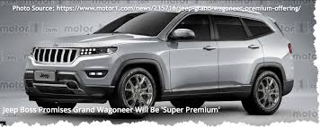 jeep grand wagoneer concept future 2019 2021 jeep grand wagoneer success or failure