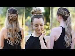 cute girl hairstyles diy cute girls hairstyles tickabout