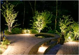 Patio Deck Lighting Ideas by Backyards Beautiful Diy Lights Along Your Garden Step And
