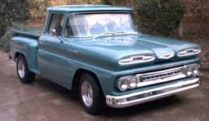 chevy truck with corvette engine 63 chevrolet corvette engine in 1960 chevy c 10 blue