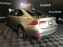 lexus f series cars new 2017 lexus is 350 f sport series 2 4 door car in edmonton