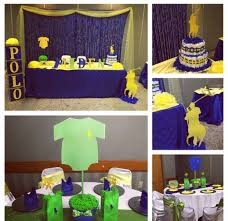 polo themed baby shower baby shower ideas polo