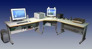 Extra Long Computer Desk Desk Awesome Long Corner Black Extra Regarding Modern Excellent 25