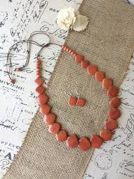 chunky necklace set images Necklace earring sets archives galapagos tagua jewelry jpg
