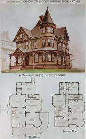 Historic Victorian House Plans Vintage Victorian House Plans Classic Victorian Home Plans