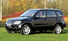 suzuki grand vitara description of the model photo gallery