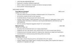 Waiter Job Resume by Bartender Resume Resume Bartender Resume Resume Waiter Bartender