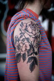 floral tattoo quarter sleeve similar to my quarter sleeve i want tattoo ideas pinterest