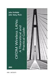 ofdm wireless lans a theoretical and practical guide juha