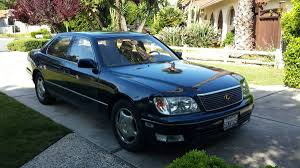 lexus ls through the years daily turismo lasting luxury 1998 lexus ls400
