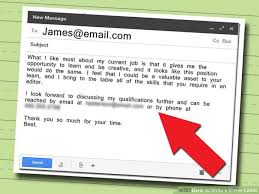 wiki how to write a cover letter how to write a resume for