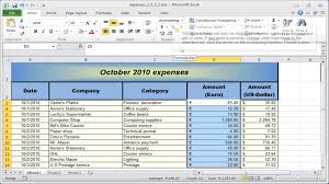 Sample Of Excel Spreadsheet Excel Number Format Formatting Numbers Currency U0026 Accounting