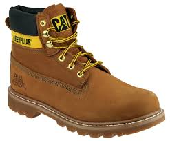 caterpillar colorado casual mens boots uk 12 sun dance ebay