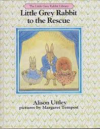 rabbit library 9780261665347 grey rabbit to the rescue grey