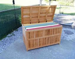 Outdoor Storage Bench Diy by 31 Best Better Outdoor Storage Bench Images On Pinterest Outdoor
