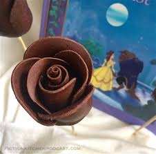 chocolate roses fiction kitchen
