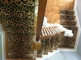 Leopard Print Runner Rug 38 Best Animal Print Stair Runners Images On Pinterest Animal