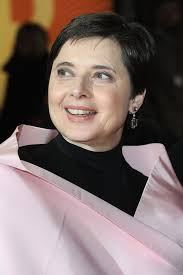 hairstyles to hide jowls isabella rossellini s short pixie short pixie pixies and hair style