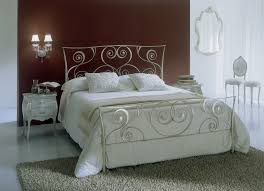 wrought iron beds old biscayne ayr antique wrought iron bed full
