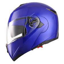 full face motocross helmets dot full face flip up motorcycle helmet dual visor bike race size