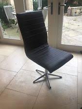 Dwell Armchair Swivel Dining Chair Ebay