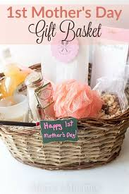 s day basket mothers day