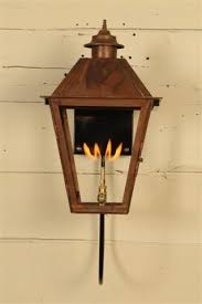 electric lights that look like gas lanterns the magnolia lantern gas or electric the carolina collection