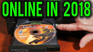 with the original xbox and xlink in 2018 play halo 2 and