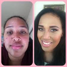before and after done by makeup artist jessi jewel from rocklin ca see more by visiting