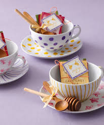 tea party bridal shower favors charming ideas for a modern tea party bridal shower real simple