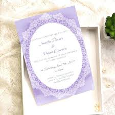 purple wedding invitation kits ideas blue and purple wedding invitations and lavender lace