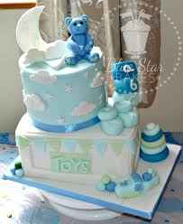 baby boy cakes baby shower baby boy cake cake by shelley bluestarbakes cakesdecor