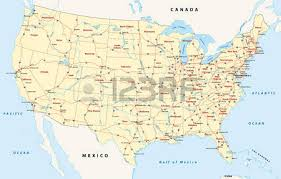 highway map of the united states us road map clipart bbcpersian7 collections