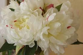 silk peonies reddancer studio bouquet of silk peonies pier 1