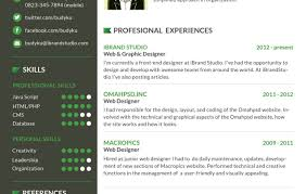 contemporary resume building tags resume builder template free