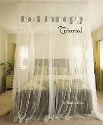 Diy Canopy Bed 10 Beautiful Diy Canopy Beds Diy Canopy Canopy And Check