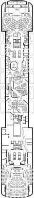 ship floor plans holland america ryndam deck plans ship layout staterooms