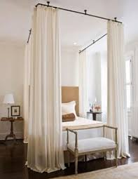 Curtains For Canopy Bed 15 Covet Worthy Canopy Beds Diy Canopy Canopy And Bedrooms