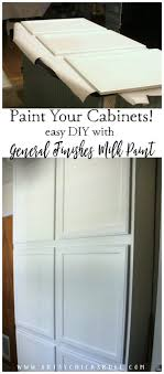 painting cabinets with milk paint painted cabinets with general finishes milk paint one room