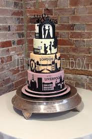 wedding cake liverpool wedding cakes jemz cake box