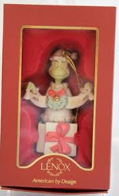 lenox how the grinch stole tree 12 ornament adorable