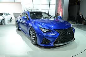 2015 lexus rc debuts at lexus rc f debuts at the 2014 detroit auto show