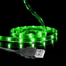 5 ft green led light high output