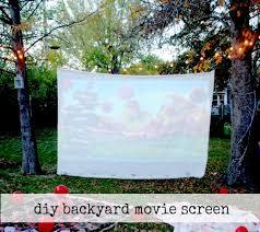 backyard movie night birthday party disney baby