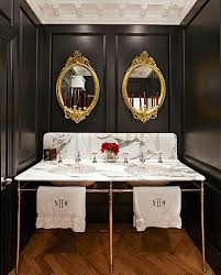 classic bathroom designs classic bathroom design with mirrors